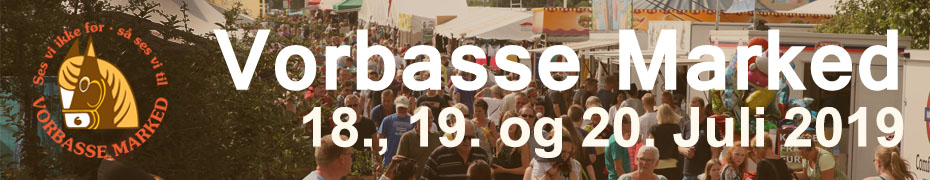Vorbasse Marked 2019